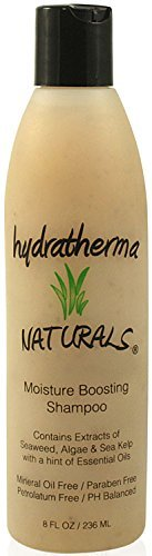 Hydratherma Naturals Moisturizing Boosting Shampoo, 8.0 fl. oz.