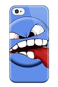 AmandaMichaelFazio Case Cover Protector Specially Made For Ipod Touch 5 Case Cover Funny Tongue Out
