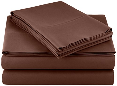(AmazonBasics Microfiber Sheet Set - King,)