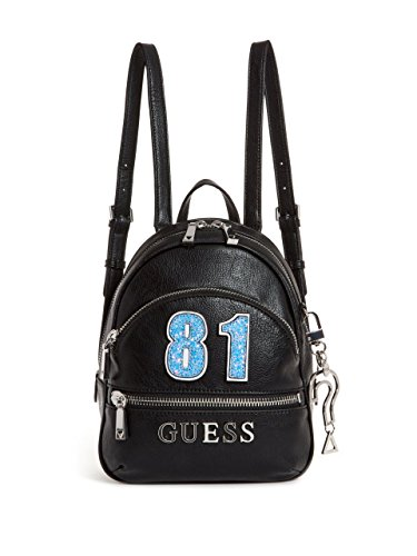 GUESS Manhattan Small Backpack, Black