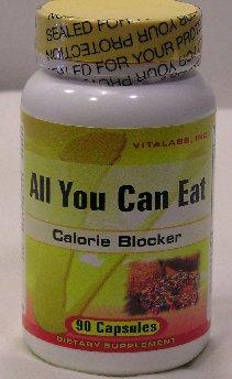 All You Can Eat-Fat Blocker, de sucre et d'amidon