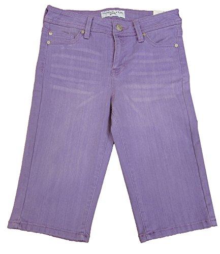 Celebrity Pink Big Girls (7-16) Solid Skimmer Shorts 12 Lilac