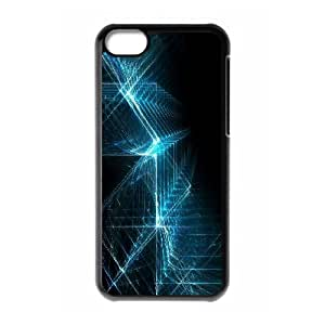XiFu*Meiiphone 6 plua 5.5 inch Cases Prismatic Ray, iphone 6 plua 5.5 inch Cases for Guys - [Black] OkaycosamaXiFu*Mei