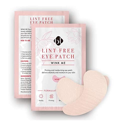 Blink - BL Eyelash Extension WINK ME Collagen Anti-Wrinkle Under Eye Pads Patches - BOX OF 5 (Wink Lashes)