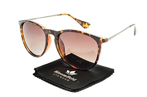 Bloomfield Eyewear, Women's Wayfarer Sunglasses BFE 2071 (Ibiza, - Sunglasses Ball Be The