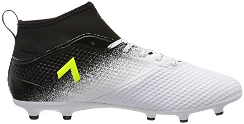 NULL Ace Hombre Fg Solar fútbol Yellow White Multicolor Ftwr 3 de Black 17 Zapatillas Core adidas 8dqR0R