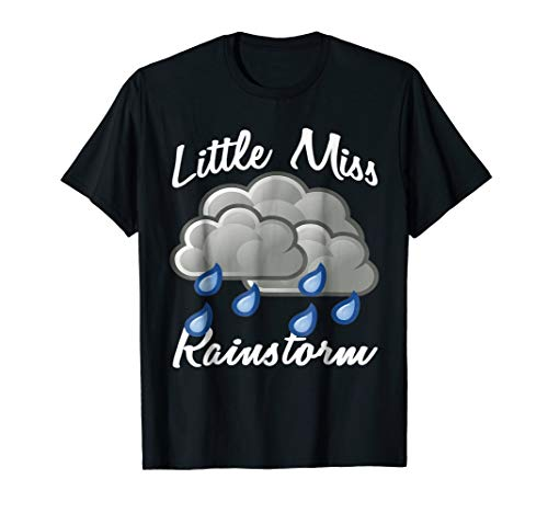 Miss Rainstorm (kid): Family Halloween Costumes for 3 People
