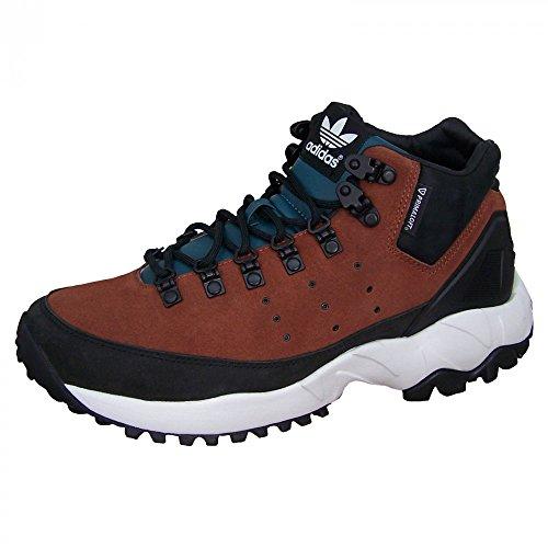 adidas Torsion Trail (schwarz / beige) Braun (Braun-Schwarz-Weiß)
