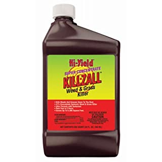 Fertilome 33692 Killzall Weed and Grass Killer, 32oz. Super Concentrate