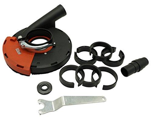 7 grinder accessories - 1