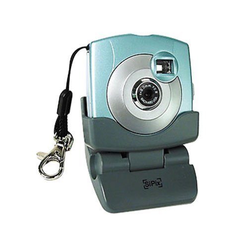 SiPix StyleCam Rave 0.31 MP Compact Digital Camera
