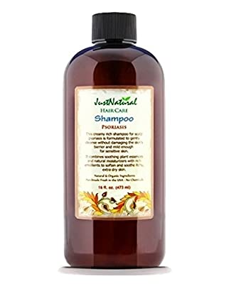 Psoriasis Hair Shampoo by Just Natural Products