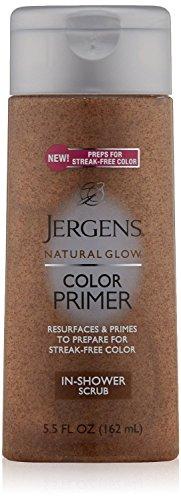 Jergens Natural Color Primer Shower