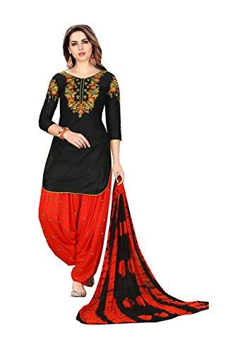 Indianfashion Store Indian Women Designer Partywear Ethnic Traditonal Black Salwar - Designer Clothing Replica Free Shipping