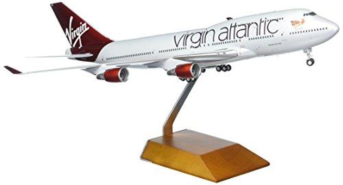Gemini200 Virgin Atlantic B747-400 'Ruby Tuesday' Airplane Model (Virgin Atlantic Model compare prices)