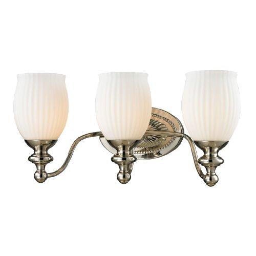 ELK Lighting 11642/3 Park Ridge Collection 3 Bath Light, 9 x 19 x 8