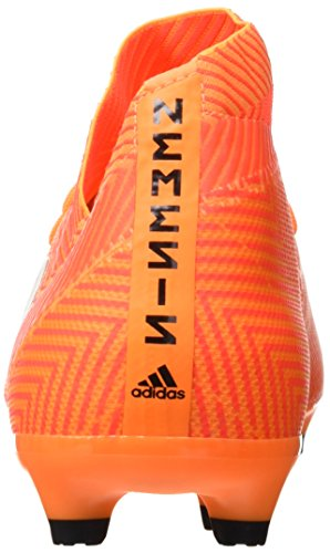 zest solar 3 core Para De Botas Nemeziz Negro Fútbol Hombre 18 Fg Red Adidas Black fOExvwa1qn