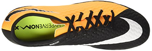 NIKE Iii Ic Hypervenomx volt Laser Football Black Boots Orange Men white Orange black Phelon s white rTnrCq