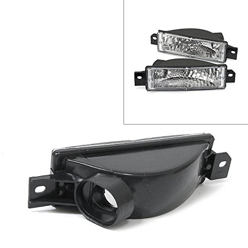 Bmw E30 325 Coupe (BMW E30 318i 320i 325i 83-91 Clear Bumper Corner Signal Lights Unit Replacement)
