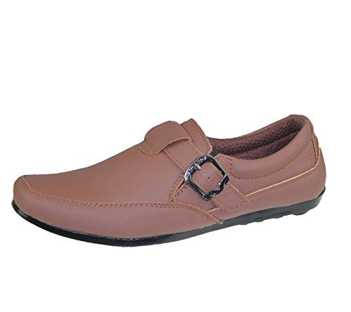 Gehkomfort Smart Deck Loafers On Slip Mens Driving Braun Smart Boots Schuhe Casual aI0xqz