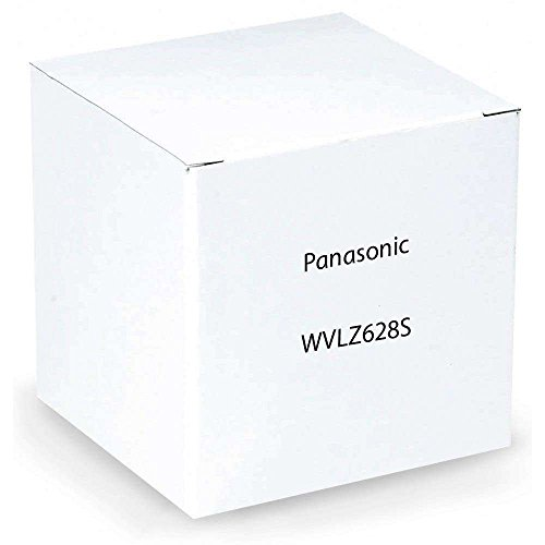 Cs Mount Varifocal Auto Iris - Panasonic WVLZ62/8S 1/3-Inch 5-40mm Special-C-Mount Vari-Focal Lens with Auto Iris, Silver