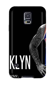 New Style DanRobertse Hard Case Cover For Galaxy S5- Basketball Nba