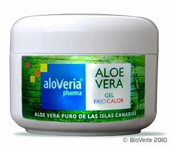 Aloveria® Pharma Sportgel Frio/Calor - con refrescante orobal y Aloe Vera de la plantación ecológica. 100 ml: Amazon.es: Salud y cuidado personal