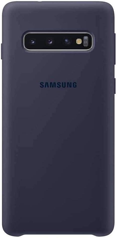 Silicone Cover Für Galaxy S10 Marineblau Elektronik