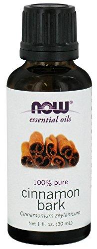 Now Foods, Oil Cinnamon Bark, 1 Fl Oz