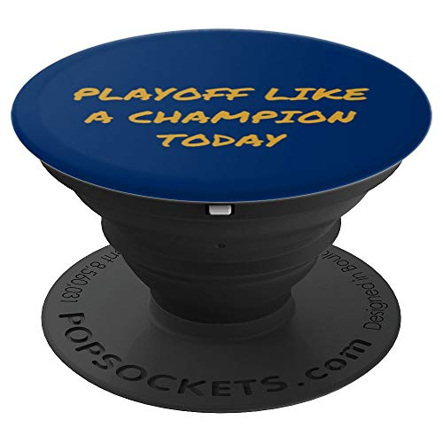 (Playoff Like a Champion Today - PopSockets Grip and Stand for Phones and Tablets)