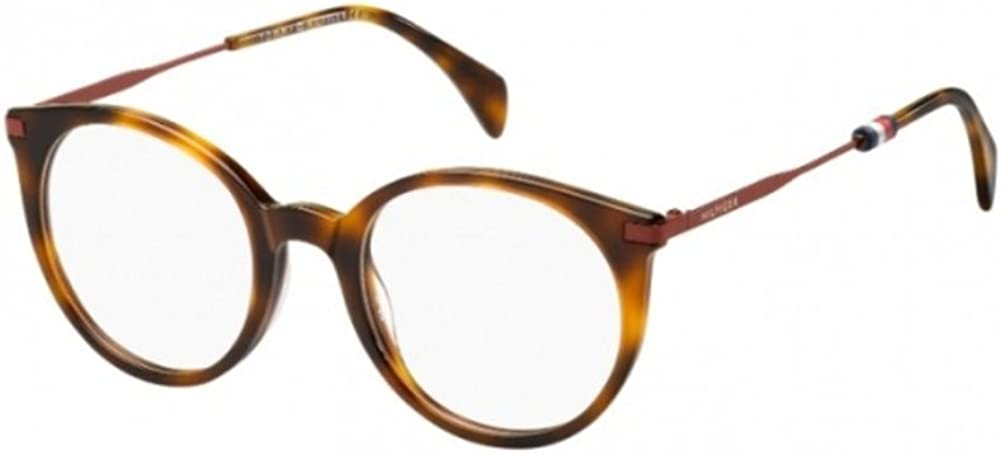 Eyeglasses Tommy Hilfiger Th 1563 0086 Dark Havana