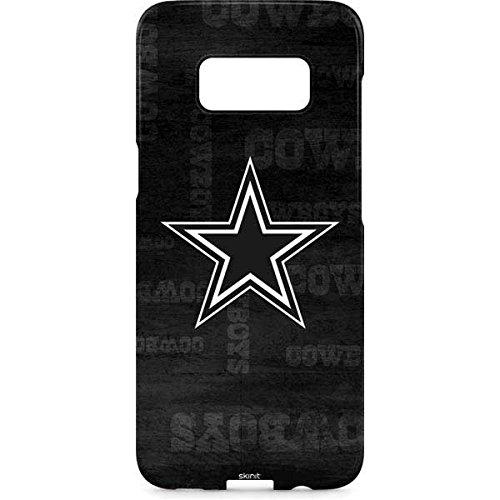 8c04a199a12df8 Image Unavailable. Image not available for. Color: Skinit NFL Dallas  Cowboys Galaxy S8 Lite Case - Dallas Cowboys Black & White Design -