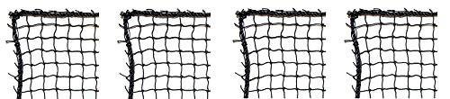 Dynamax Sports Golf Practice/Barrier Net, Black, 10X15-ft (4) by Dynamax Sports