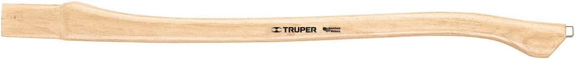 Truper 30818 34488 Hickory Handle for Single Bit Michigan Axe, 35-Inch
