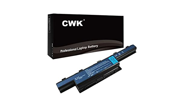 Amazon.com: CWK® Nueva batería de repuesto para computadora ...