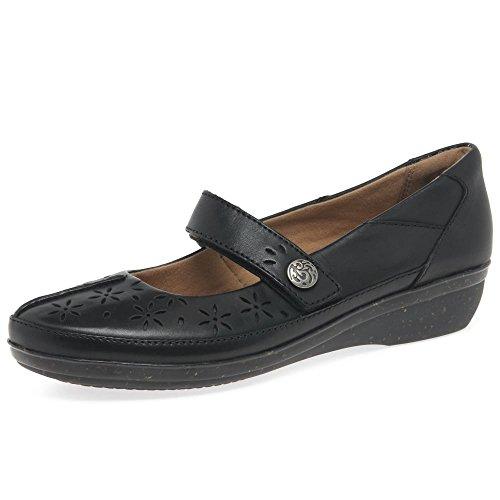 zapatos Clarks casuales Bai Everlay mujer negro 6UFtgq