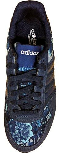 adidas Women's 10k Low-Top Sneakers Blue (Collegiate Navy/Mystery Blue/Matte Silver) 5FY7M