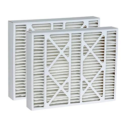Tier1 20x20x5 Merv 8 Replacement for Lennox X0585 Air Filter 2 Pack