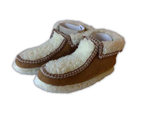 Slipper 7 Hi UK Lined Gorgeous Peruvian 8 G Wurm Suede Poly 41 Tan EU Boots 42 Top Sherpa Ladies Fleece amp; C7gwZwxq