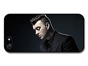 Sam Smith Profile Portrait case for iPhone 5 5S A5791