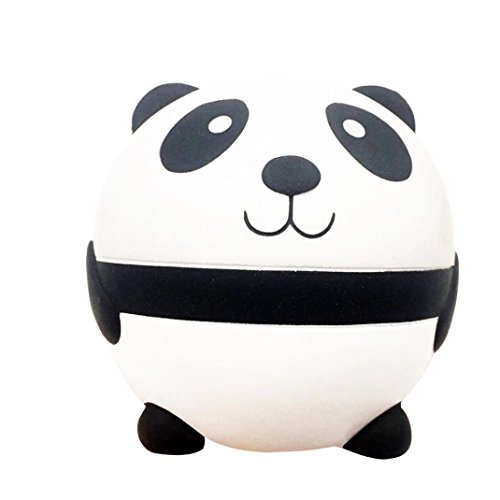 Stress Reliever, Woshishei Exquisite Cute Panda Scented Squishy Charm Slow Rising 11cm Simulation Kid Toys