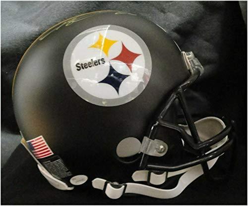 Rod Woodson Autographed Helmet - Authentic Full Size WP - JSA Certified - Autographed NFL Helmets