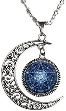 Witch Pendant Necklace