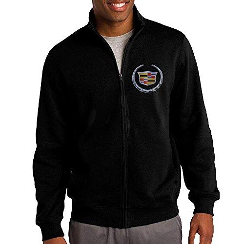 KIHOYG Men's Cadillac Logo Jacket
