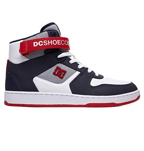 Skateboard White Dc Pensford Uomo Da Scarpe navy Shoes red YU1vnUI