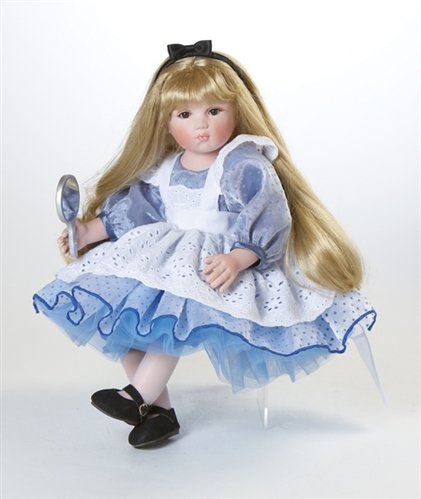 Alice Through the Looking Glass Marie Osmond Doll