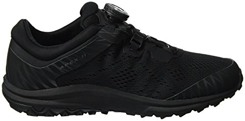 Negro W Trail Black GTX para Mujer de Zapatillas 2 Running Viking Apex II tvwqnYB