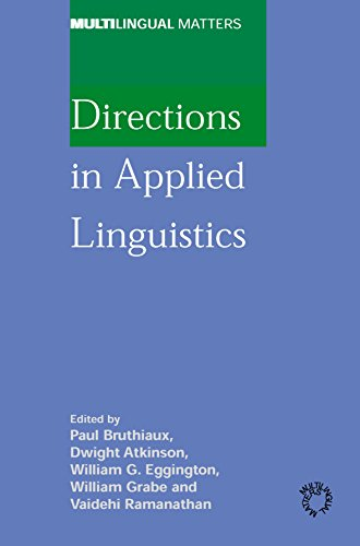 thesis of applied linguistics This invaluable guide introduces first-time thesis writers to the process of writing up empirical research to help students understand what content and structure are.