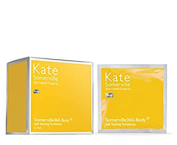 Somerville360 Body Tanning Towelettes-16 pack Luxury Size 16 Pack
