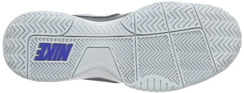 Nike City Court 7 (GS) Zapatillas de tenis, Niños Gris / Azul / Blanco (Cl Grey / Gm Ryl-Pr Pltnm-White)